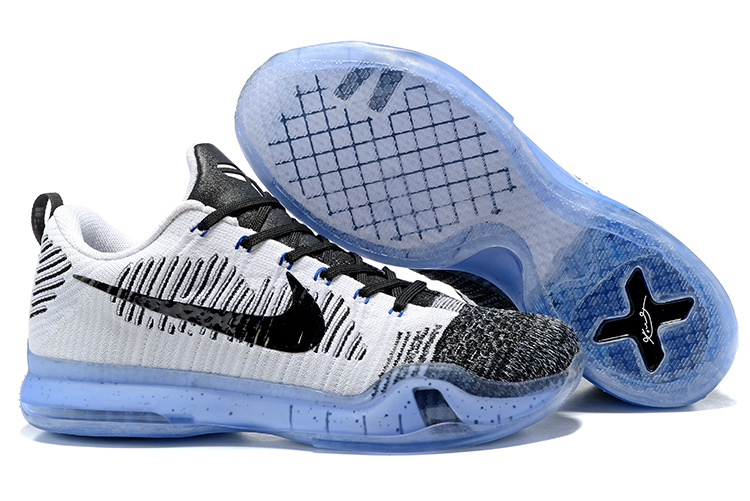 Wholesale Cheap 2016 Nike Kobe 10 Elite Low HTM Shark Jaw For Sale - www.wholesaleflyknit.com