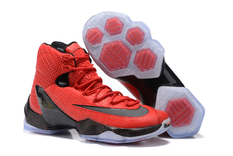 Wholesale Cheap 2016 Nike LeBron 13 Elite University Red University Red Black-Bright Crimson - www.wholesaleflyknit.com