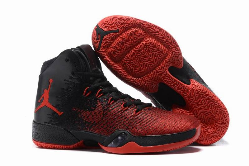 Wholesale Cheap 2017 Air Jordan 30.5 PE Black Red For Sale - www.wholesaleflyknit.com