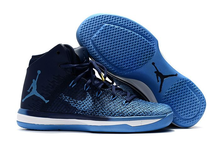 Wholesale Cheap 2017 Air Jordan 31 XXXI Royal Blue Basketball Shoes On Sale - www.wholesaleflyknit.com