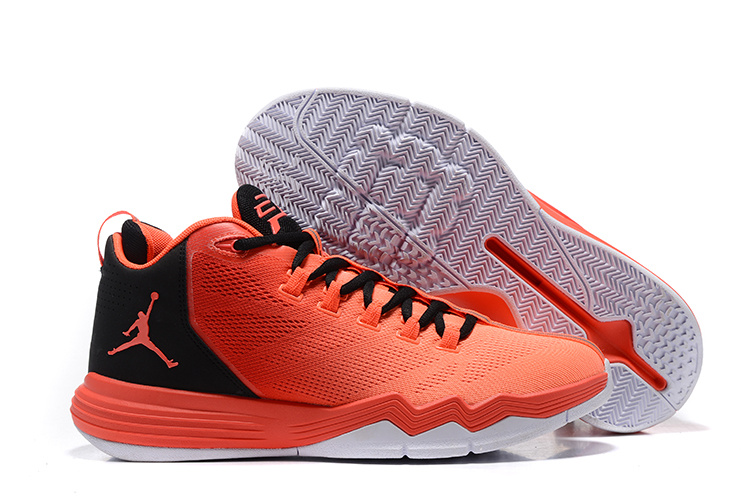 Wholesale Cheap 2017 Jordan CP3.IX AE Infrared 23 Infrared 23 Black Bright Mango - www.wholesaleflyknit.com