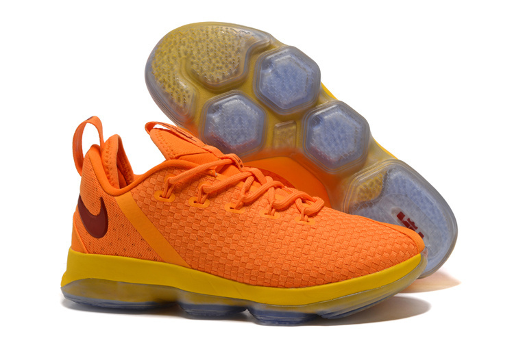 Wholesale Cheap 2017 Nike LeBron 14 Low Cavs For Sale - www.wholesaleflyknit.com