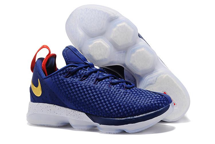 Wholesale Cheap 2017 Nike Lebron 14 Low USA For Sale - www.wholesaleflyknit.com