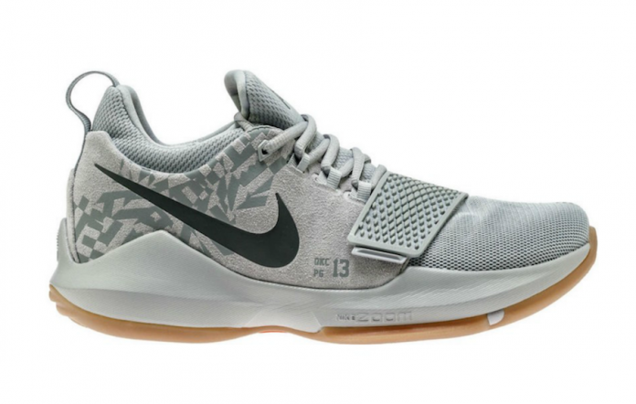 Wholesale Cheap 2017 Nike PG 1 EP OKC Baseline Wolf Grey-Cool Grey Gum - www.wholesaleflyknit.com