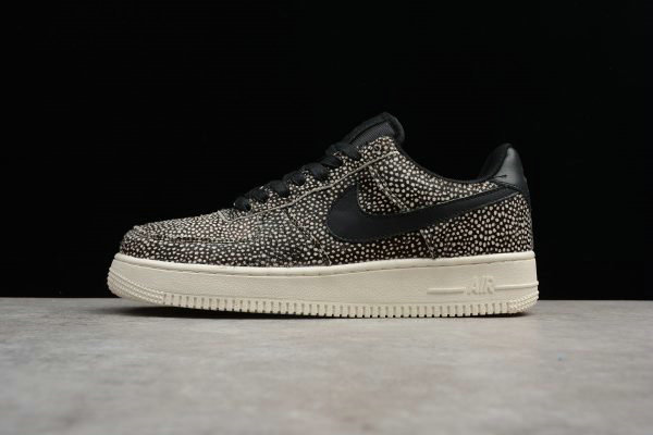 Cheap Wholesale 2017 NikeLab Air Force 1 LX Black-Black-Sail-Sail For Sale - www.wholesaleflyknit.com
