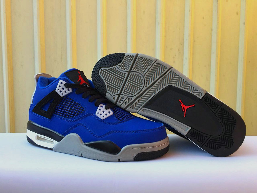 2018 Air Jordan Shoes x Cheap Nike Air Jordan 4 Eminem Royal Blue - www.wholesaleflyknit.com