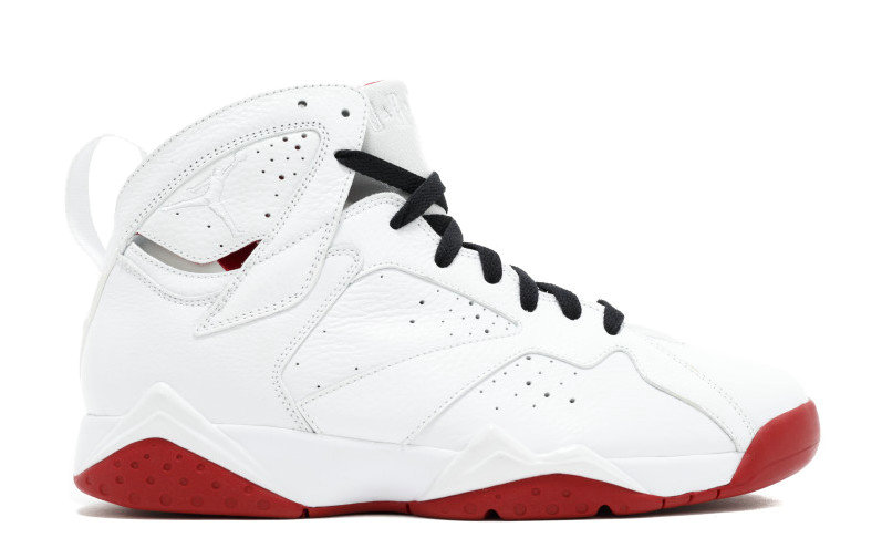 62aa7789bf7c 2018 Air Jordan Shoes x Cheap Air Jordan 7 History of Flight University Red  White-