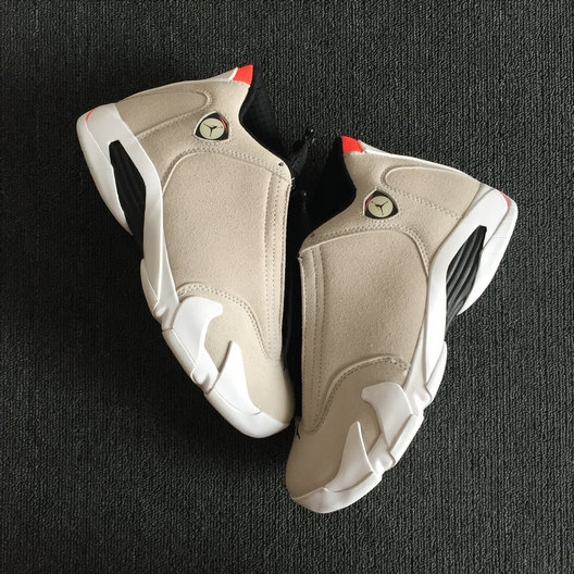 2018 Wholesale Cheap NIKE AIR JORDAN RETRO 14 DESERT SAND OFFICIAL PHOTOS - www.wholesaleflyknit.com