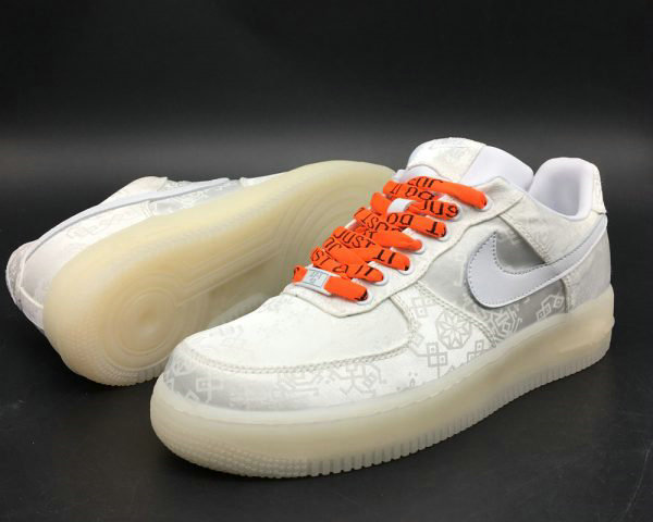 Cheap Wholesale 2018 CLOT x Nike Air Force 1 Premium White For Sale - www.wholesaleflyknit.com
