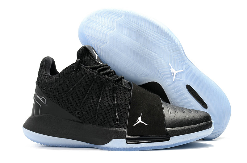 2018 Cheapest Wholesale Nike Air Jordan CP3 XI Black Cheapest Wholesale Sale - www.wholesaleflyknit.com