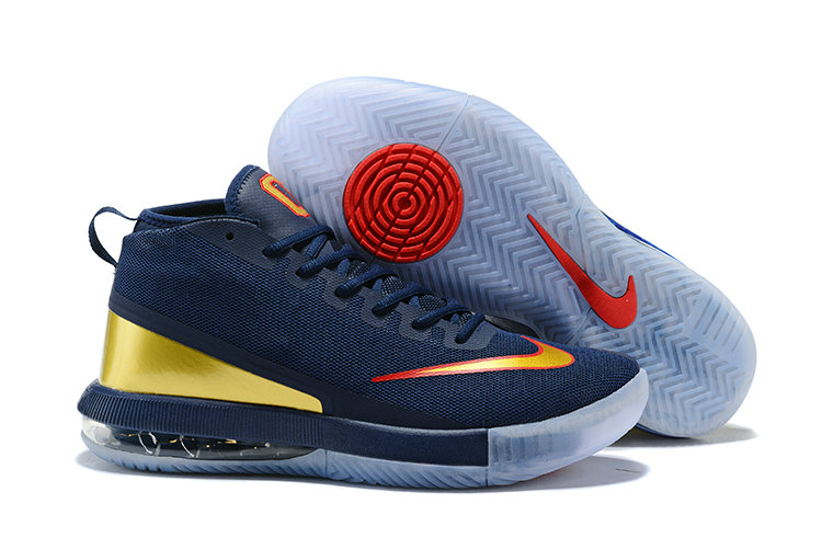 2018 Wholesale Cheap Nike Air Max Dominate Gold Navy Blue Red - www.wholesaleflyknit.com