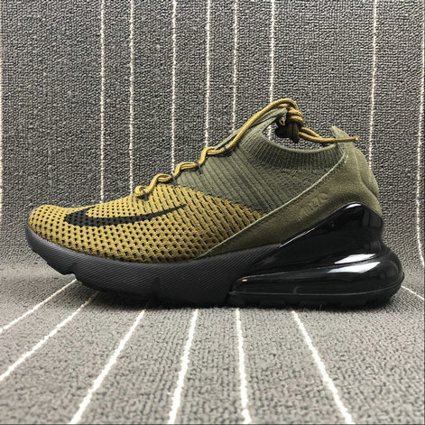 12bbf97c4a33 2018 NikeLab Air Max x Cheap Nike Air Max 270 Army Green Dark Green-Black