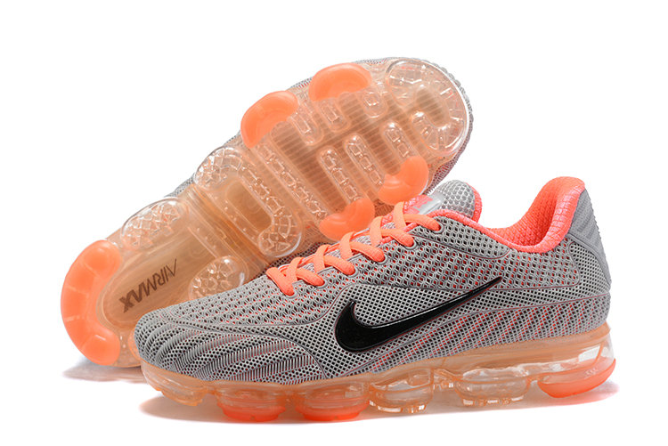 2018 NikeLab Air Max x Cheap Womens Nike Air Max 2018 Orange Grey Black - www.wholesaleflyknit.com