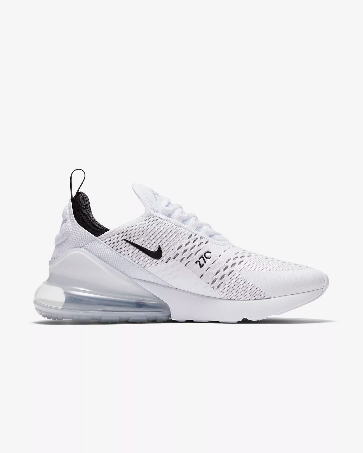 9ae3bbff04be 2018 NikeLab Air Max x Cheap Womens Nike Air Max 270 Clean White-Black-