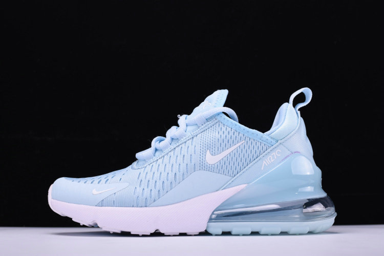 7d219c252e 2018 NikeLab Air Max x Cheap Womens Nike Air Max 270 Ocean Blue White - www