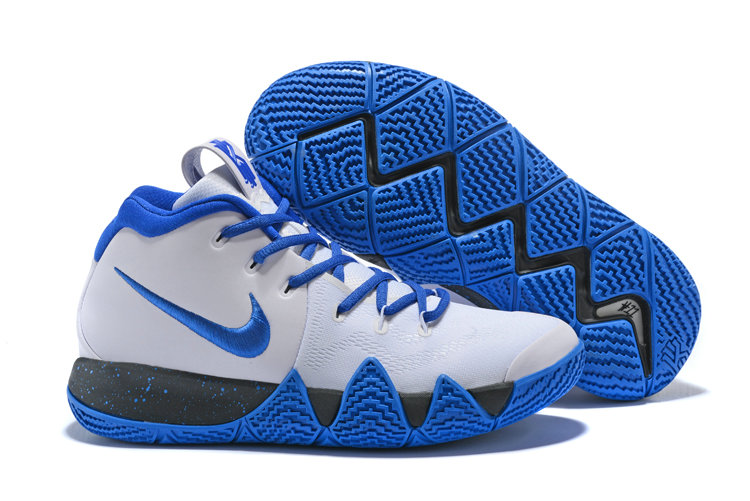 5124717c86e8 2018 Nike Kyrie Shoes x Cheap Nike Kyrie 4 Duke PE March Madness - www.