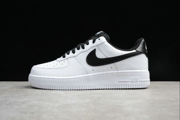 Cheap Wholesale 2018 Nike Air Force 1 Low in White and Black For Sale - www.wholesaleflyknit.com