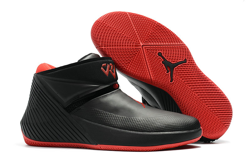 2018 Nike Wholesale Cheap Air Jordan Why Not Zer0.1 Black University Red - www.wholesaleflyknit.com