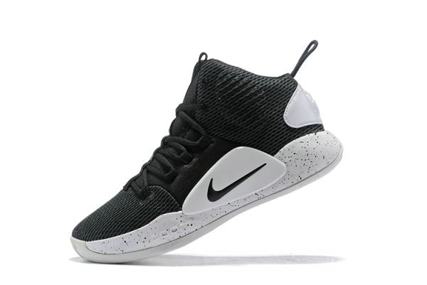 Cheap Wholesale 2018 Nike Hyperdunk X Oreo Black White Mens Basketball Shoes - www.wholesaleflyknit.com