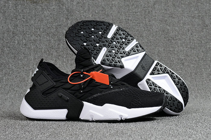 pretty nice 04c7f a0faf 2018 Womens Nike Air Huarache Black White Cheapest Wholesale Sale -  www.wholesaleflyknit.com