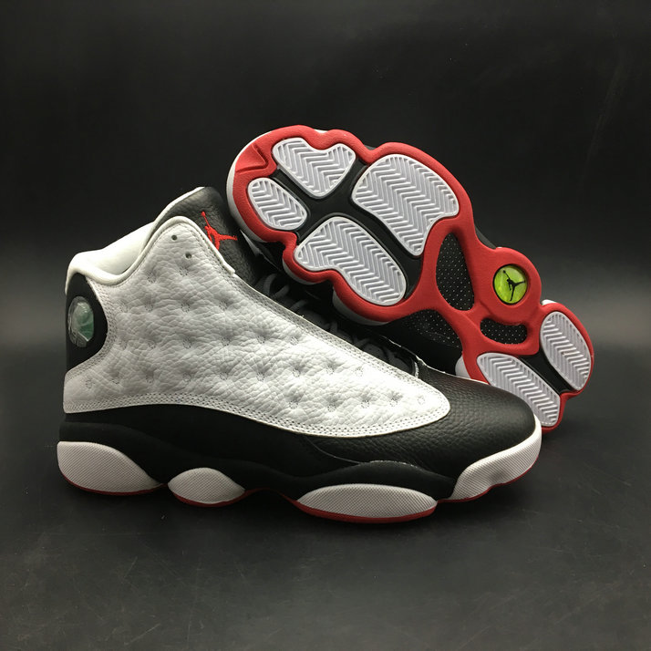 2018 Cheapest Wholesale Sale Nike Air Jordan 13 (XIII) He Got The Game For Mens - www.wholesaleflyknit.com