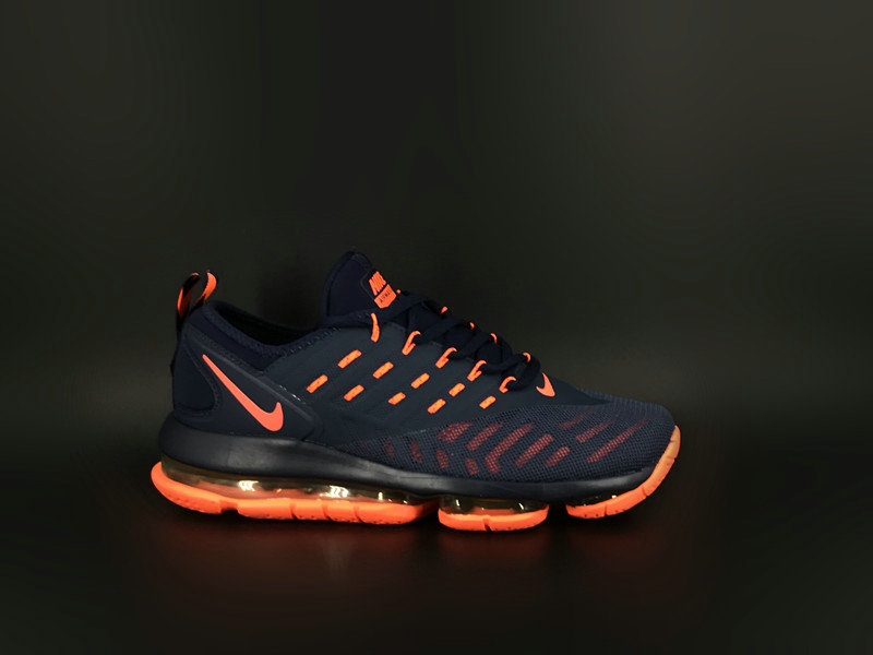 2018 Cheapest Wholesale Sale Nike Air Maxs 2019 Navy Blue Orange For Mens - www.wholesaleflyknit.com