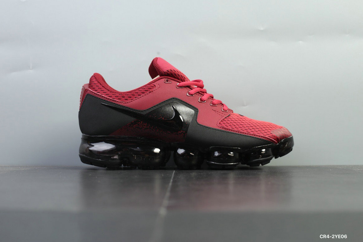 29ff62cf1351 2018 Cheapest Wholesale Sale Nike Air VaporMax 2018 CS Mens Red Black - www .wholesaleflyknit