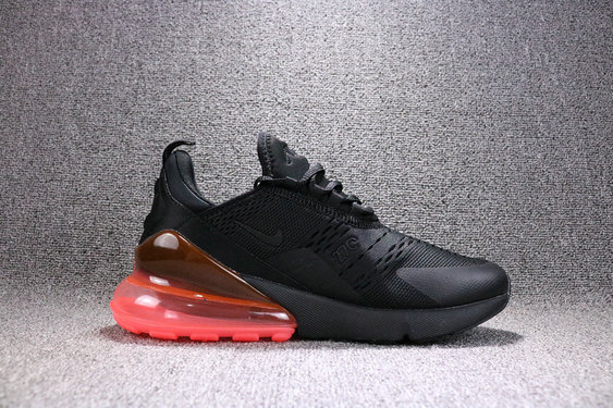 2018 Cheapest Wholesale Sale Nike Air Maxs 270 Mens Black Pink Brown - www.wholesaleflyknit.com