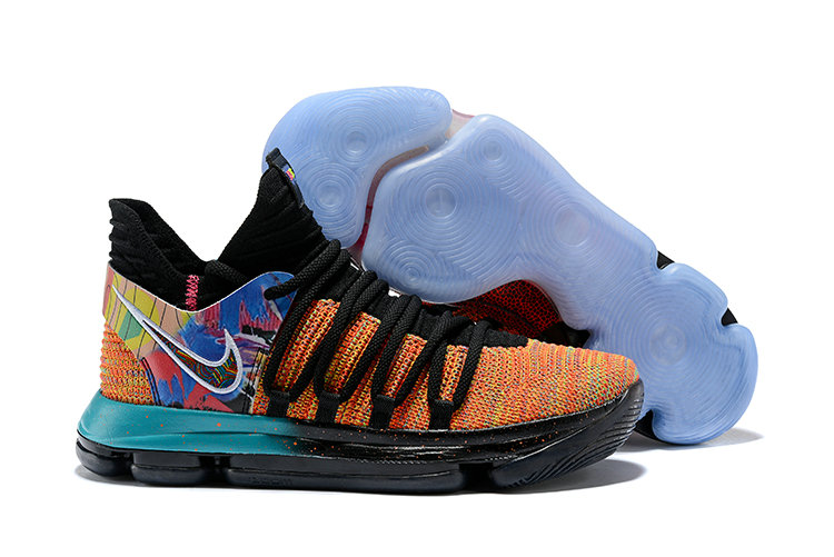 2018 Cheapest Wholesale Sale Nike Kevin Durant 10 (X) What The - www.wholesaleflyknit.com