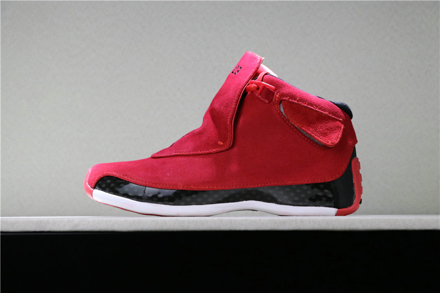 2019 Wholesale Cheap Nike Air Jordan 18 Toro AA2494-601 - www.wholesaleflyknit.com