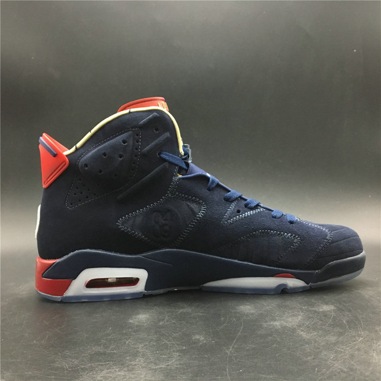 2019 Wholesale Cheap Nike Air Jordan 6 DB Doernbecher CI6293-416 - www.wholesaleflyknit.com