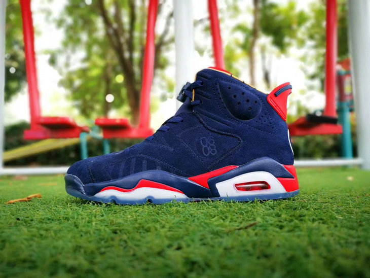 2019 Wholesale Cheap Nike Air Jordan 6 Doernbecher Navy White-Varsity Red-Metallic Gold CI6293-416 - www.wholesaleflyknit.com