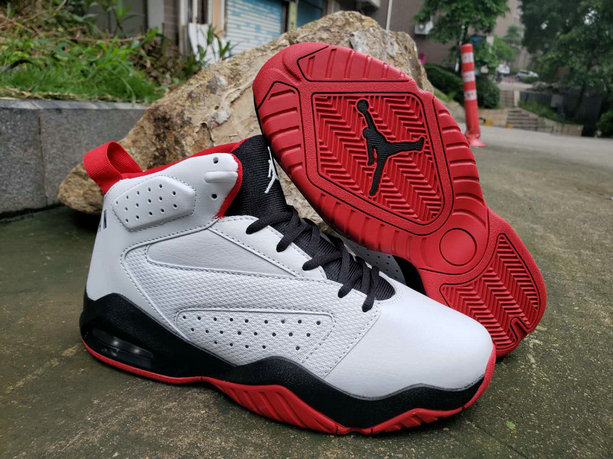 2019 Wholesale Cheap Nike Air Jordan Lift Off AJ6 White Red Black - www.wholesaleflyknit.com