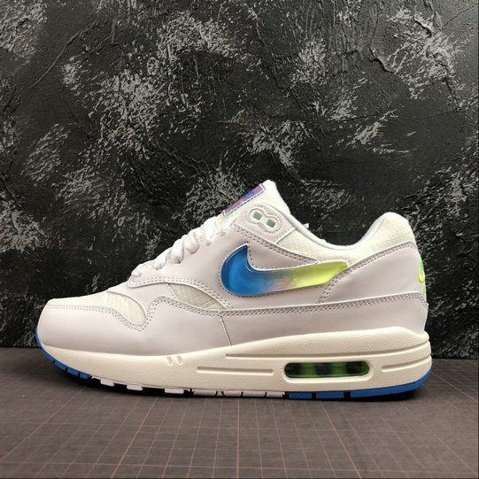 2019 Wholesale Cheap Nike Air Max 1 Jewel AO1021-101 - www.wholesaleflyknit.com