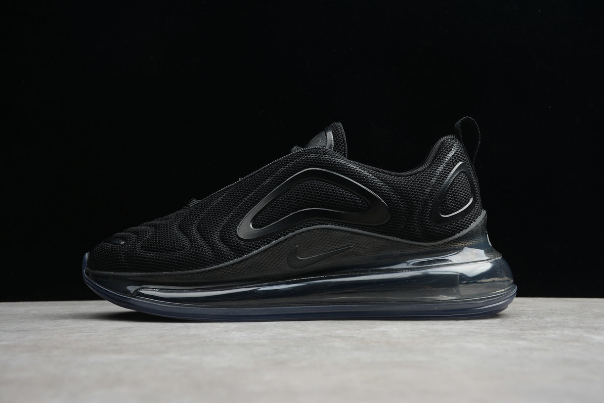 2019 Wholesale Cheap Nike Air Max 720 Black-Anthracite AO2924-007 - www.wholesaleflyknit.com