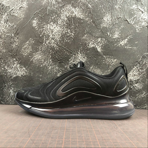 2019 Wholesale Cheap Nike Air Max 720 Black-Noir AO2924-007 - www.wholesaleflyknit.com