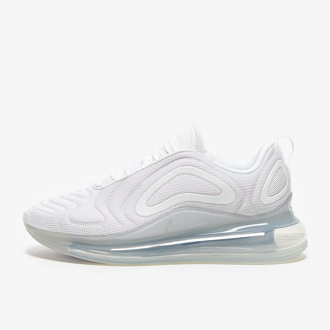 2019 Wholesale Cheap Nike Air Max 720 White Out White Metallic Platinum Ds All Sz Ao2942-100 - www.wholesaleflyknit.com
