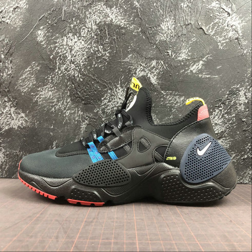 2019 Wholesale Cheap Nike Huarache E.D.G.E. HP Heron Preston CD5779-001 - www.wholesaleflyknit.com