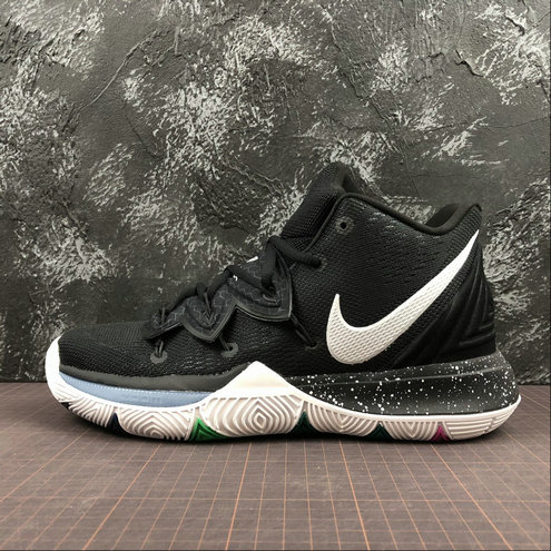 2019 Wholesale Cheap Nike Kyrie 5 EP V Irving Black Magic Basketball AO2919-901 - www.wholesaleflyknit.com
