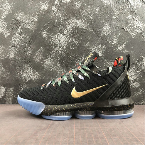 2019 Wholesale Cheap Nike Lebron XVI KC EP 16 Watch the Throne James NBA All Star CI1517-001 - www.wholesaleflyknit.com