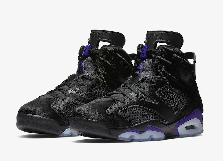 2019 Cheapest Wholesale Nike Social Status x Air Jordan 6 AR2257-005 Black Dark Concord - www.wholesaleflyknit.com