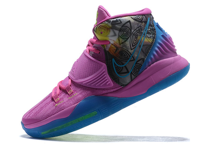 Where To Buy 2019 Mens and Womens Size Nike Kyrie 6 Pre-Heat Tokyo CQ7634-601 For Sale - www.wholesaleflyknit.com