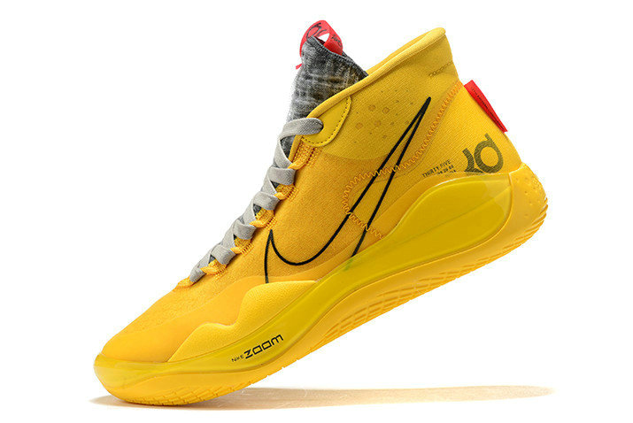 Where To Buy 2019 Nike KD 12 Bruce Lee Tour Yellow Black For Sale - www.wholesaleflyknit.com