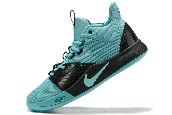 Where To Buy 2019 Nike PG 3 Menta Green Emerald Rise AQ2462-330 For Sale - www.wholesaleflyknit.com