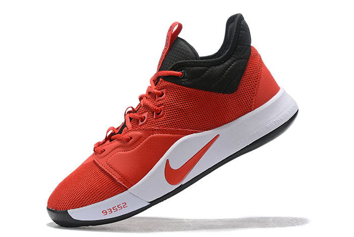Where To Buy 2019 Nike PG 3 University Red White AO2607-600 For Sale - www.wholesaleflyknit.com