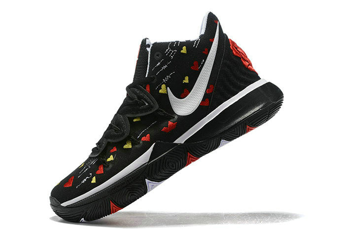 Where To Buy 2019 Sneaker Room x Nike Kyrie 5 Black Multi-Color For Sale - www.wholesaleflyknit.com