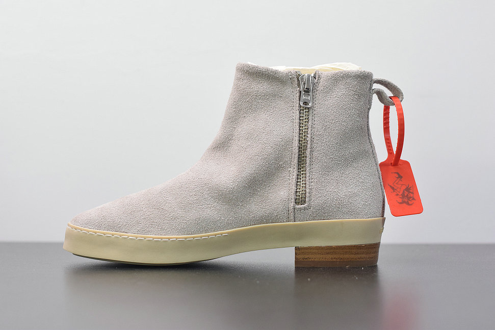 2019 Where To Buy Cheap Wholesale FEAR OF GOD Chelsea Santa Fe Suede Boots - www.wholesaleflyknit.com