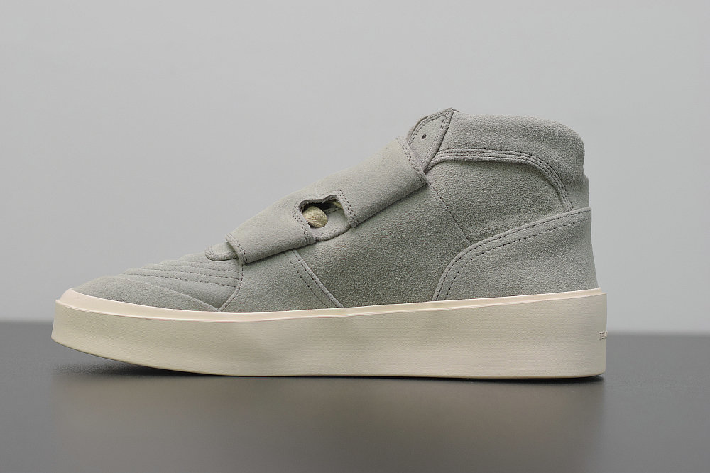 2019 Where To Buy Cheap Wholesale FEAR OF GOD Mid Grey - www.wholesaleflyknit.com