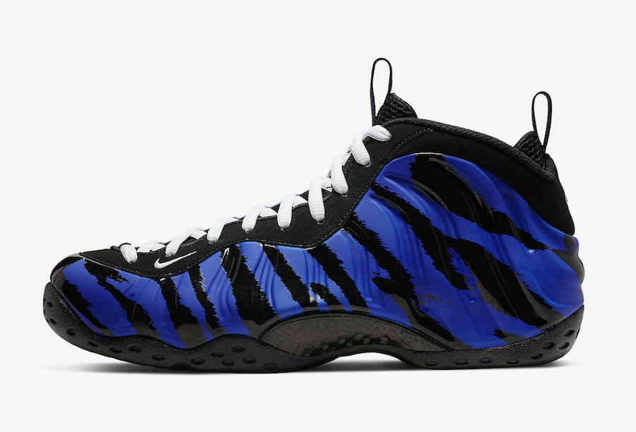 2019 Where To Buy Cheap Wholesale Nike Air Foamposite One Memphis Tigers Stripes BV8161-400 - www.wholesaleflyknit.com