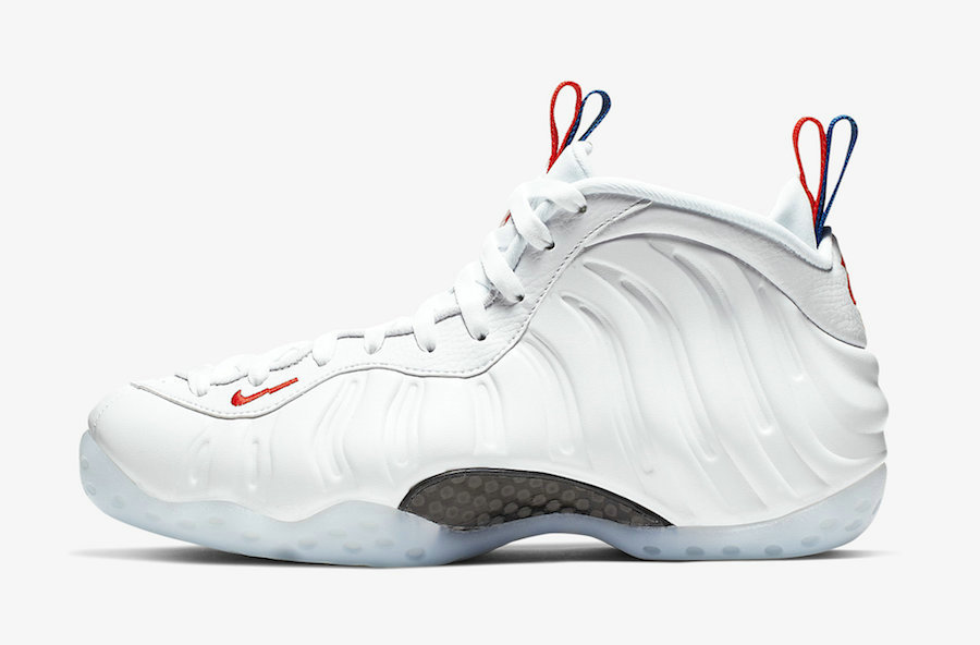 2019 Where To Buy Cheap Wholesale Nike Air Foamposite One USA White-Game Royal-Habanero Red AA3963-102 - www.wholesaleflyknit.com